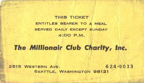 Millionair Club, Seattle